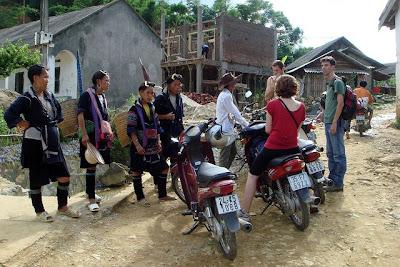Homestay tour in Mai Chau, Son La
