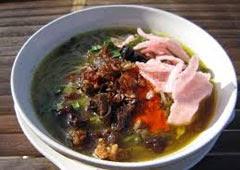 resep praktis masakan khas ala padang soto padang