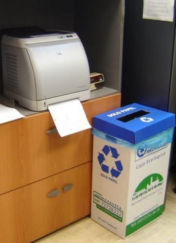 Estrategias para reducir el consumo del papel en la for Papel para oficina
