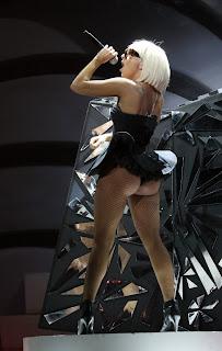 Lady Gaga Ass