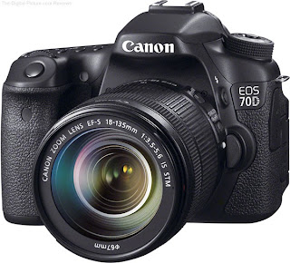 Canon EOS 70D, new canon camera