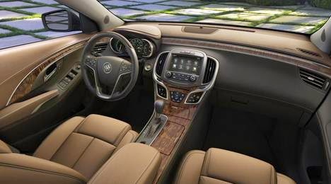 2015 Buick Lesabre Design Review Car Drive And Feature