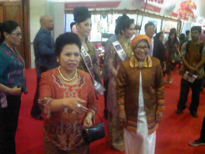 ITCEF 2013 dan Indonesia Culinary and Cuisine Festival 2013