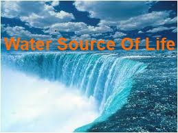 water source of life