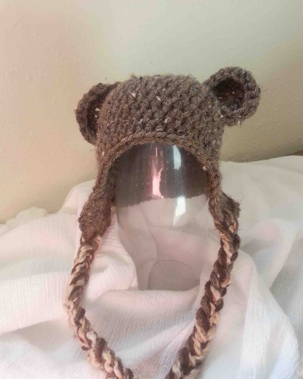 Made by Me. Shared with you.: Crocheted Hats