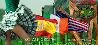 The Irish are Coming! The Irish are Coming! 9  Celtic+Music+Arts+Festival+Image St. Francis Inn St. Augustine Bed and Breakfast