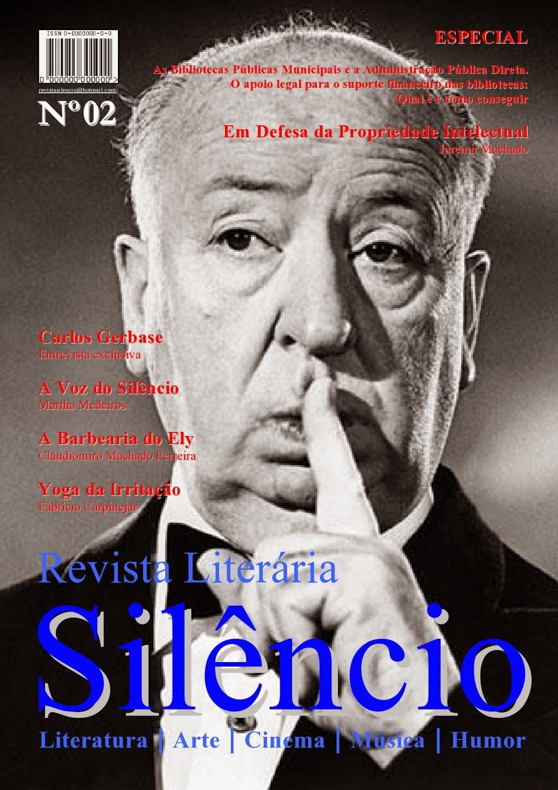 Revista Literária Silêncio nº02