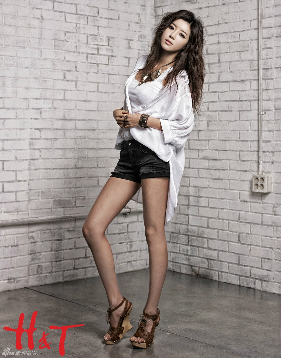 NB] PARK HAN BYUL stands by her man, Se7en - Page 2 - Celebrity.