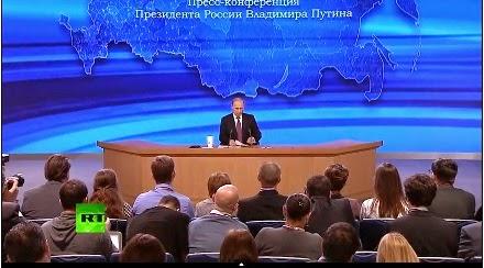 διάγγελμα του Πούτιν