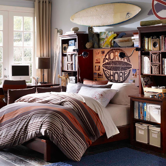 Bedroom Ideas For Teenage Guys