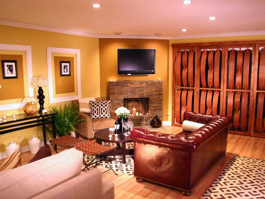 Beautiful Paint Colors For Living Rooms