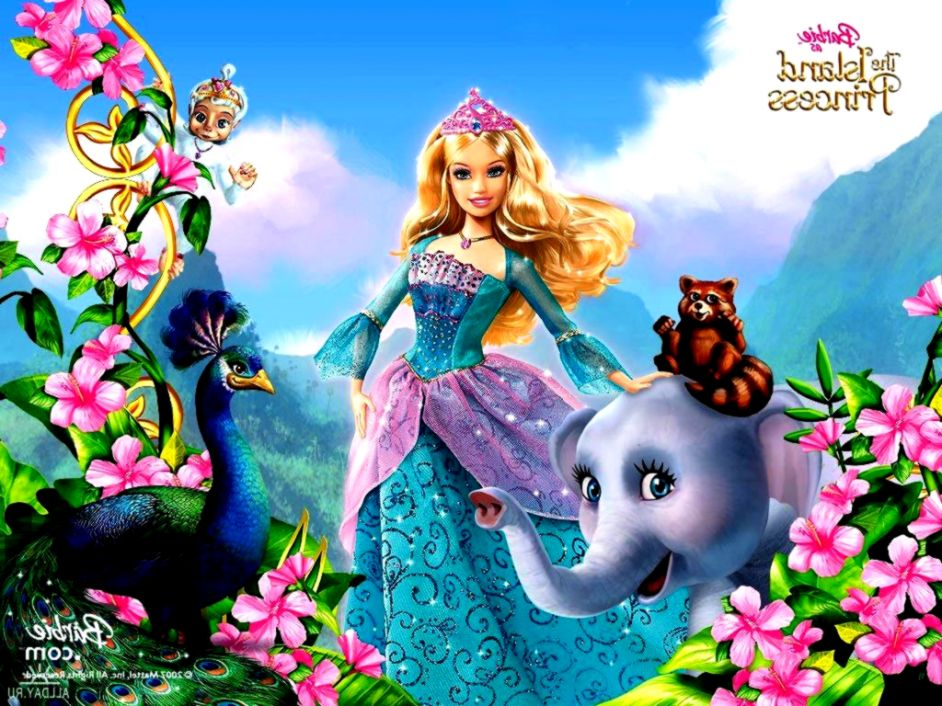 Barbie cartoon wallpaper hd wallpaper background hd view original size voltagebd Gallery