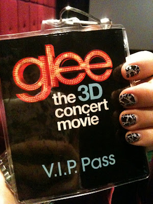 Glee 3D Movie Premiere!