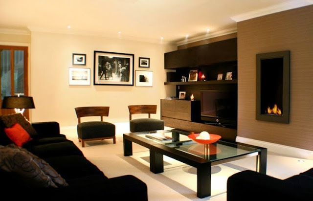 wall color ideas living room pictures