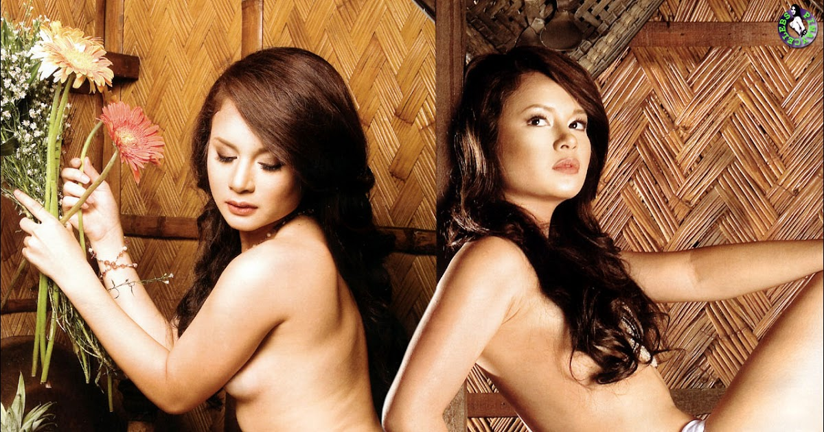 PINAY CENTERFOLDS: Aiza Marquez Posing Nude For Playboy ...