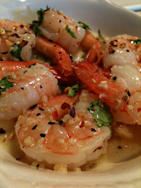 Comfy Cuisine: Spicy Lemon Garlic Shrimp - SRC Reveal