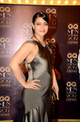 Kajol - GQ Men of the Year 2012