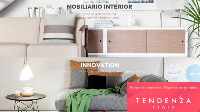 Mobiliario diseño marcas intrnacionales