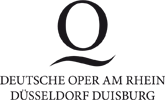 Deutsche Oper am Rhein, logo