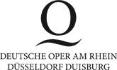 Deutsche Oper am Rhein, logo