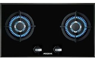 Kompor Gas Modena 2 Tungku Aman Dan Nyaman Digunakan