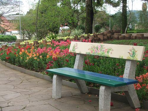 imagens jardins floridosHá diversas maneiras de projetar e