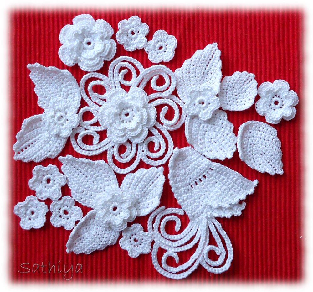 My Sweet Lemons Irish Crochet