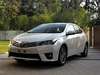 Spesifikasi dan Harga Toyota All New Corolla Altis