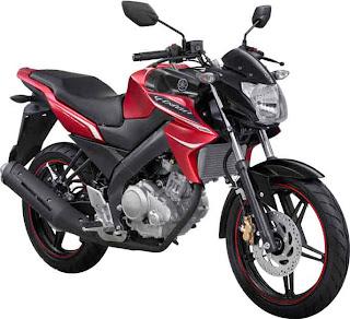 new-yamaha-vixion- warna merah