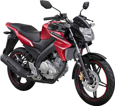 New Yamaha Vixion