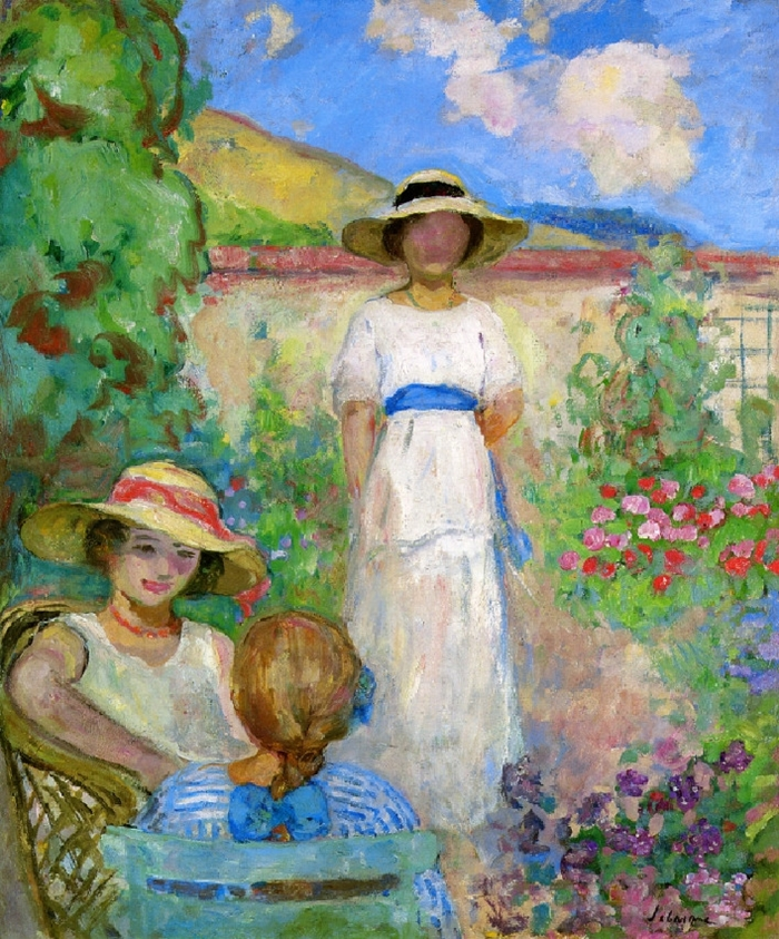 Henri Lebasque 1865–1937   French Post-Impressionist painter   The paysages