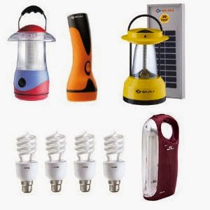 Bajaj, Philips, Eveready, Osram & Havells CFl's, Torches & Indor lightning 25% off or more from Rs. 207 || Amazon
