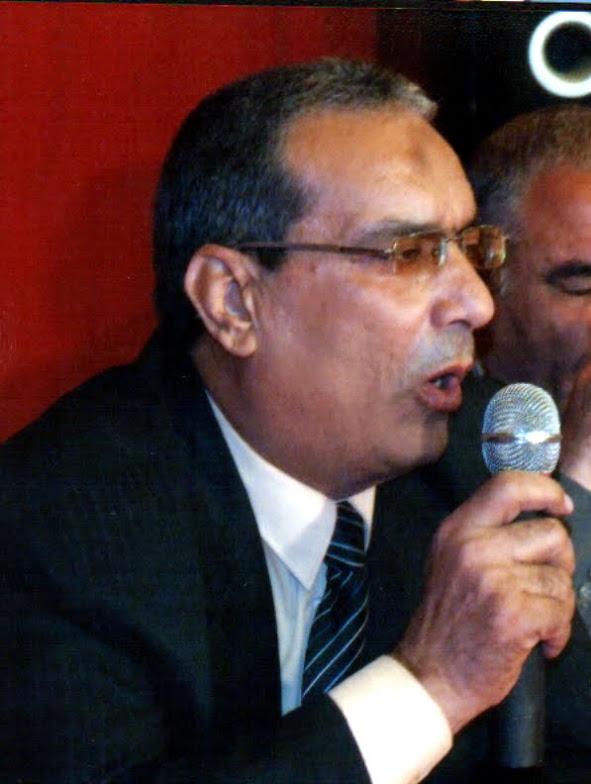 جابر مبروك نقيب المعلمين