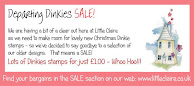 Little Claire Retiring Dinkies Sale