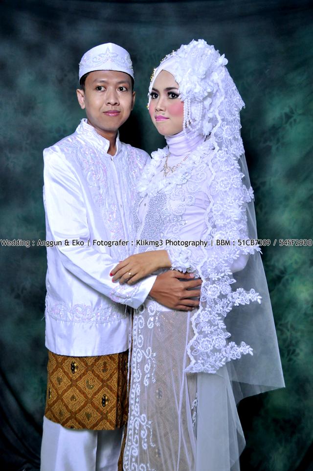 Wedding : Anggun & Eko || Fotografer : Klikmg3 Fotografi ( Fotografer Purwokerto )