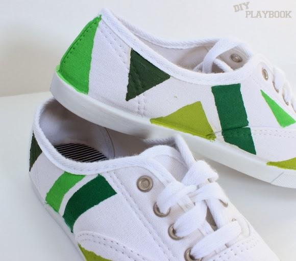 close up shoe