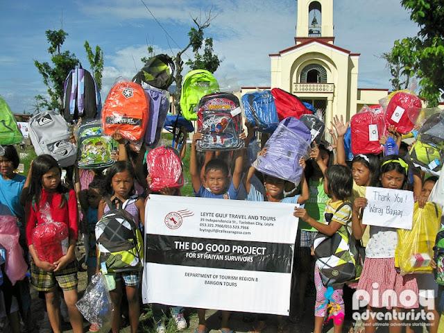 Tacloban City Leyte Samar Post Haiyan Yolanda Do Good Project