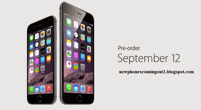 newest iphone 6 pre-order