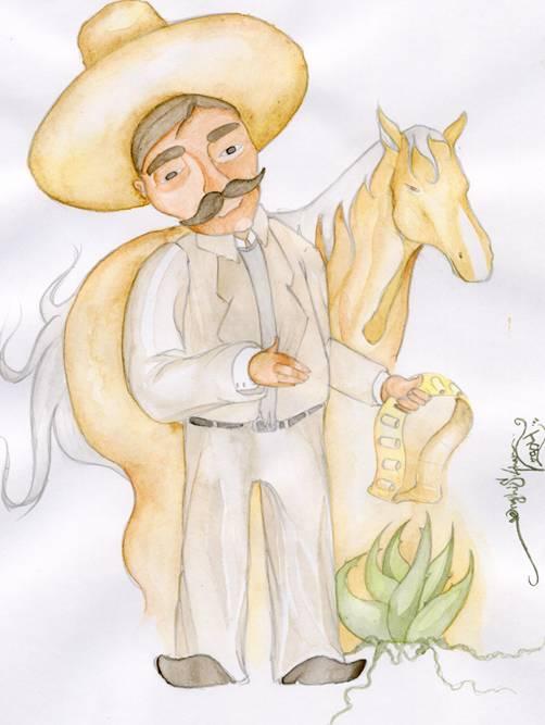 Eufemio Zapata.