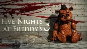 Free Download GAMES Five Nights at freddys 3 Full Version For PC