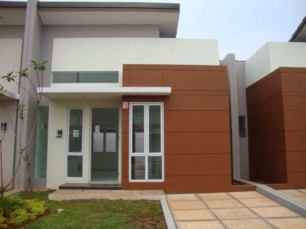 contoh model rumah minimalis 7