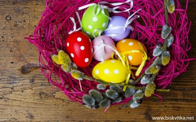 Beautiful Happy Easter Eggs Images and Pics 2015