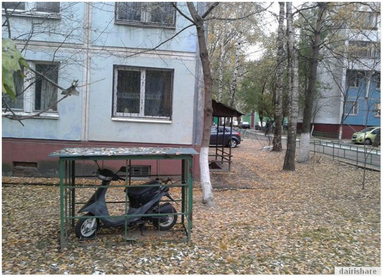 Gambar Pelik Hanya Di Russia Yang Jarang Dapat Kita Lihat