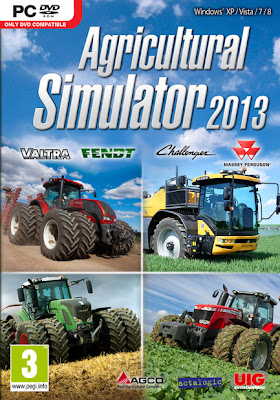 Agricultural Simulator 2013 PC Cover