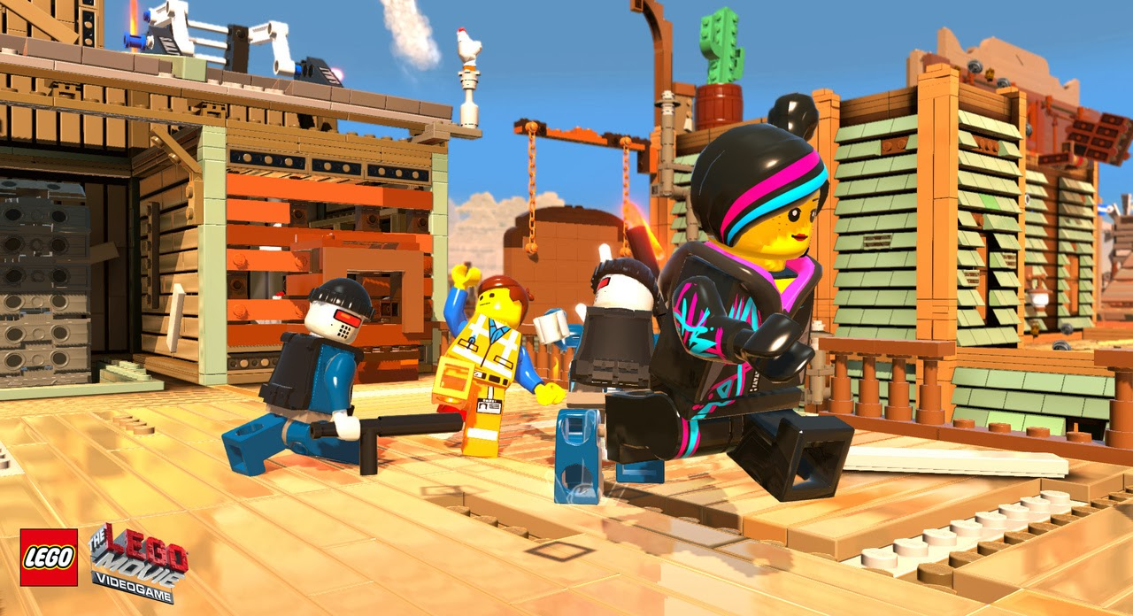 The LEGO Movie Video Game download