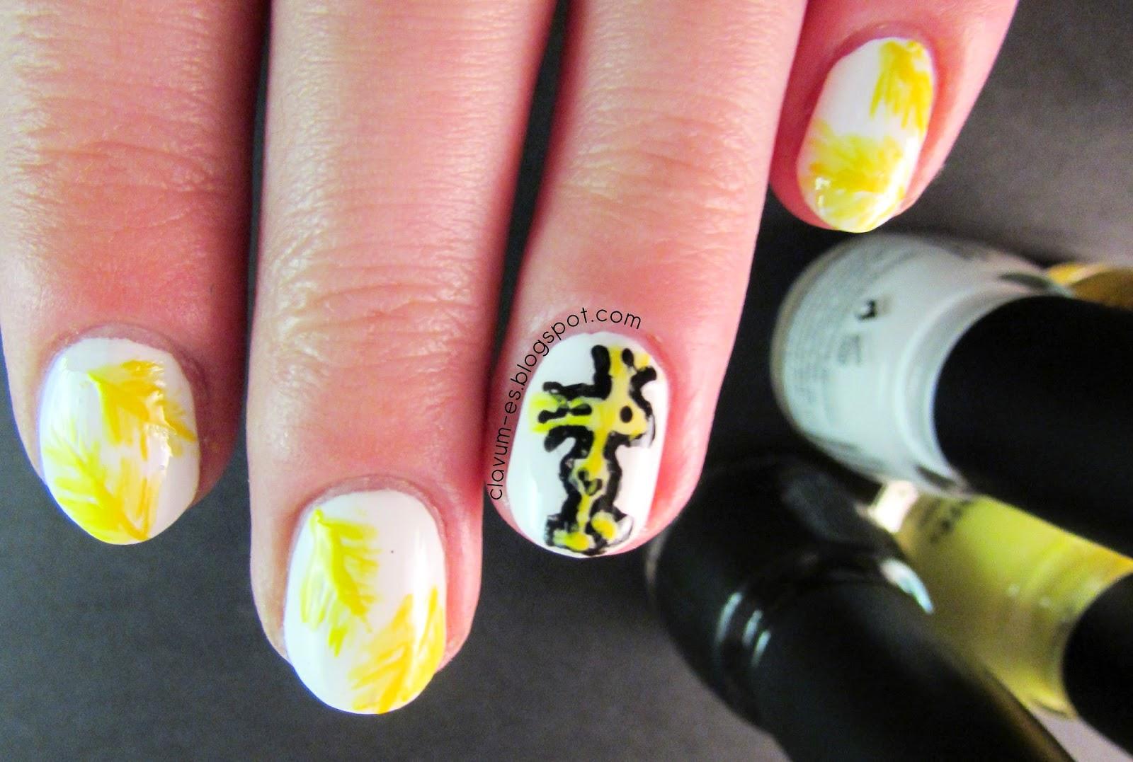 Woodstock Nail Art
