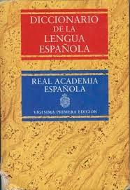 Diccionario castellano online