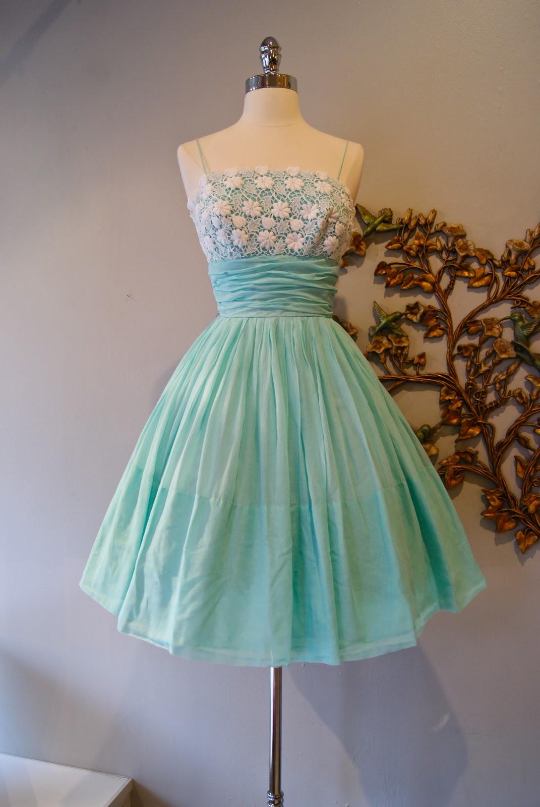 Xtabay Vintage Clothing Boutique - Portland, Oregon: Ice Cream Social