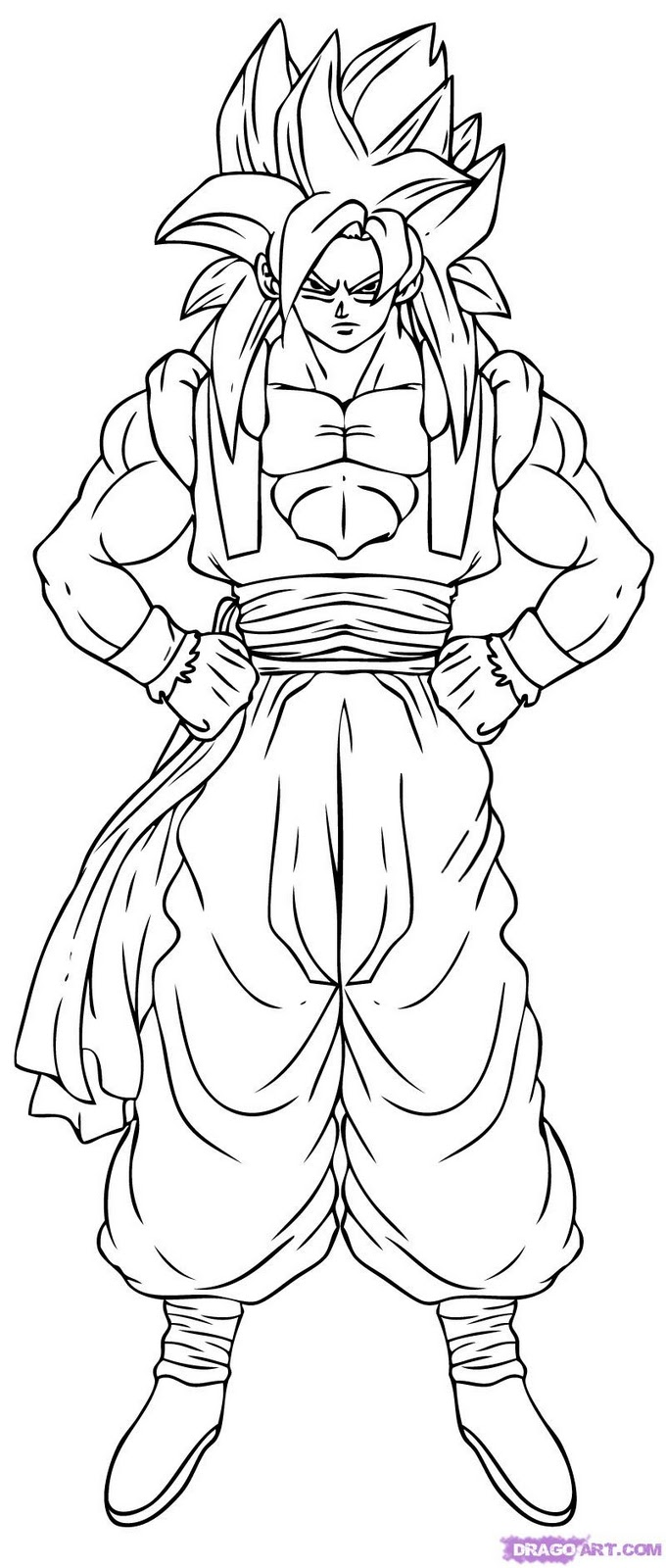 cartoons coloring pages dragonball coloring pages