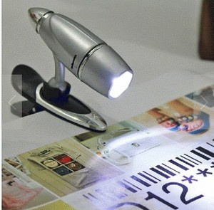 Lampu Sorot Led Clip Mini